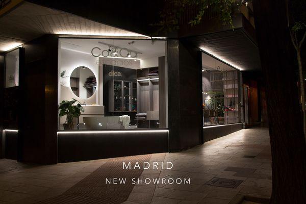 Abrimos nuestro Showroom Dica en el Centro de Madrid