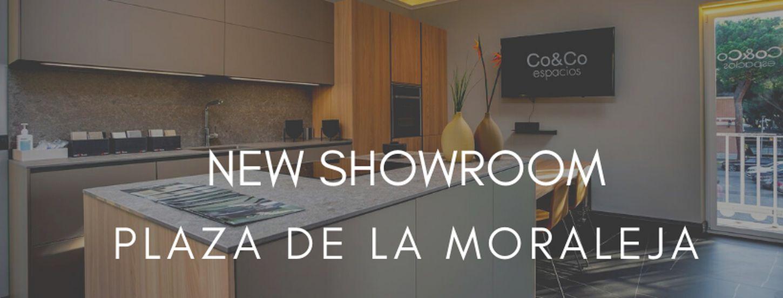 Abrimos nuestro Showroom Dica en Plaza de la Moraleja