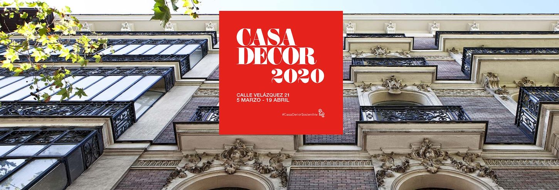 Co&Co Espacios estará presetente en Casa Decor 2020 dica madrid