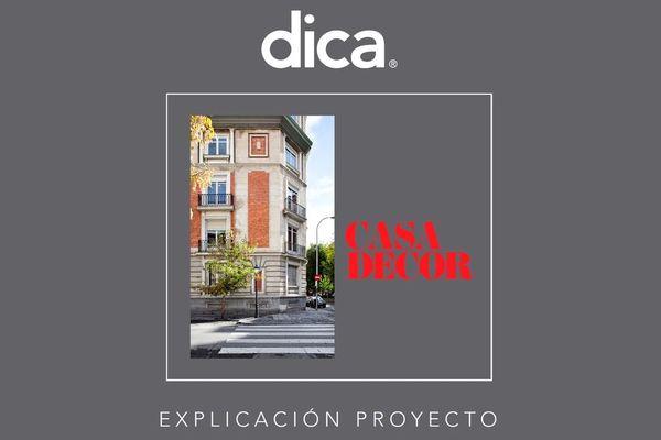 El espacio Dica en CasaDecor 2019: Explicación del proyecto