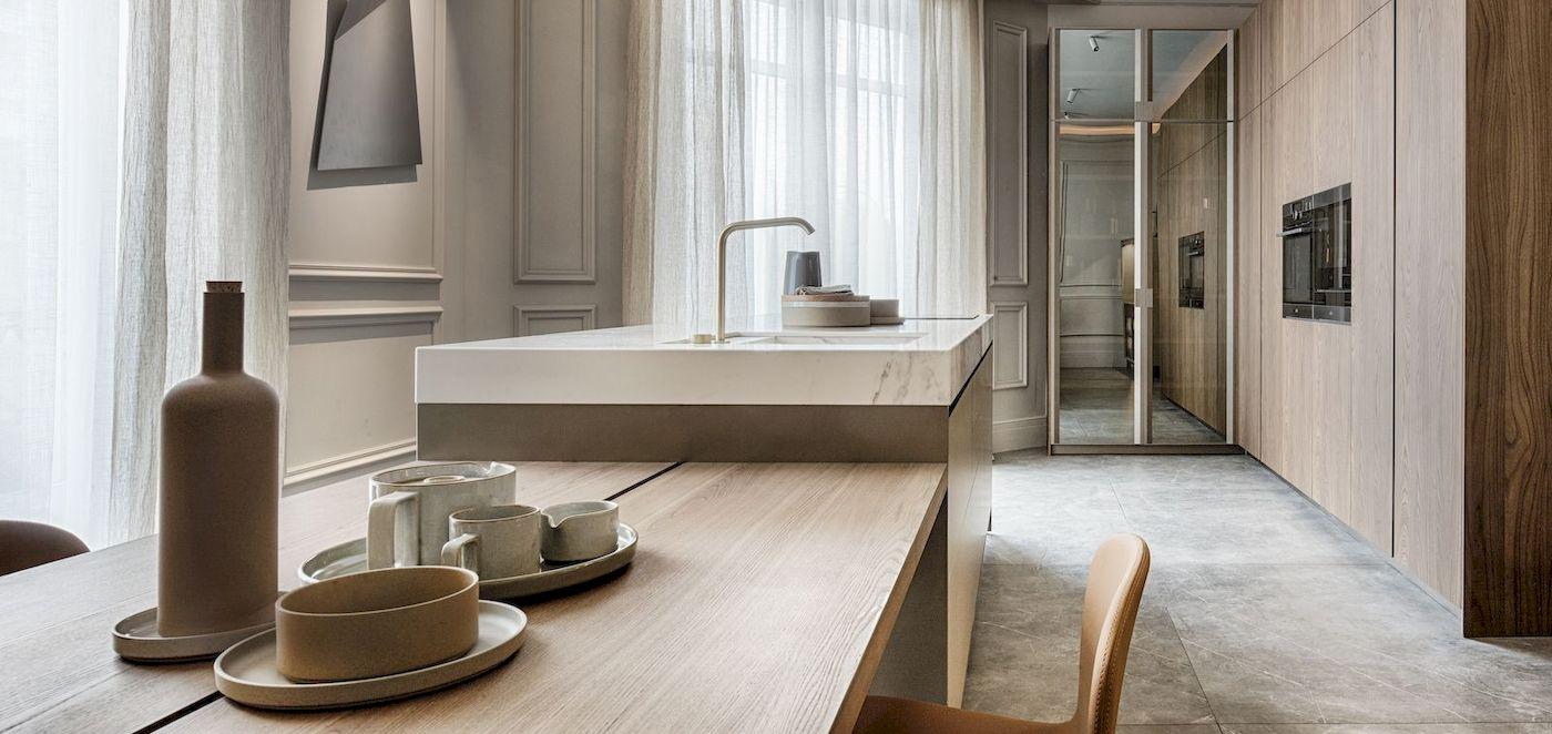 Co&Co Espacios, una de las 7 mejores tiendas de muebles de cocina en Madrid