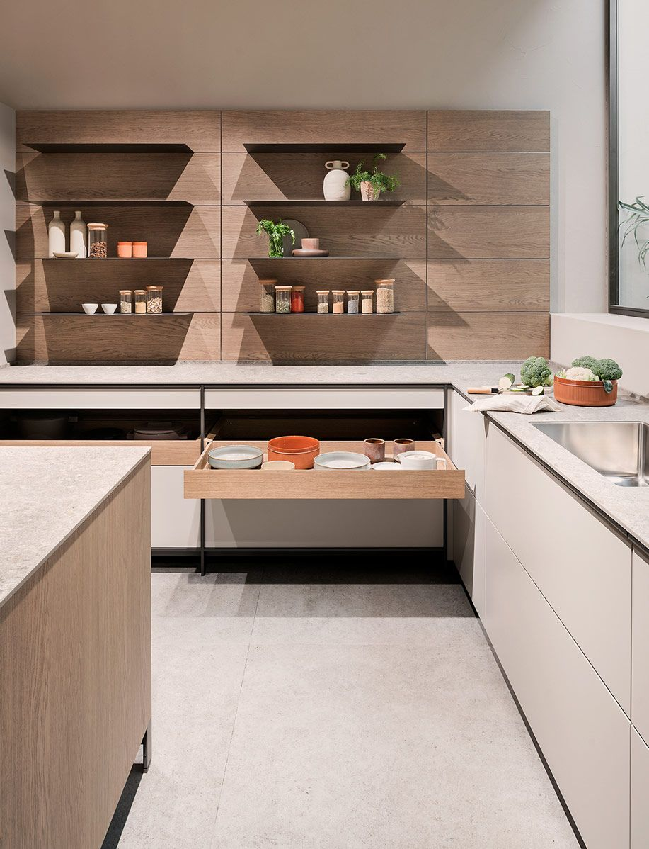 Co&Co Espacios Presentamos la Nueva Colección Dica en cocinas: Serie D12