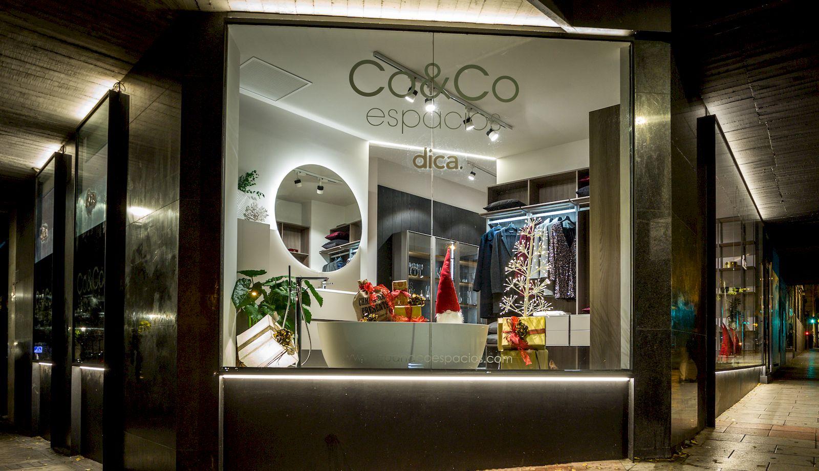 nuestro Showroom Dica en Chamberí