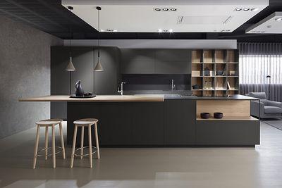 cocinas dica serie90 co&co espacios