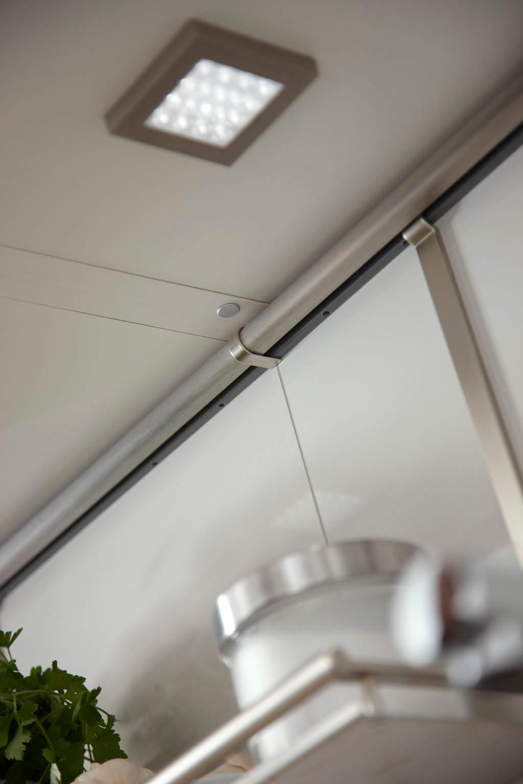 Cocina Dica Serie45 Lino Natural - Detalle