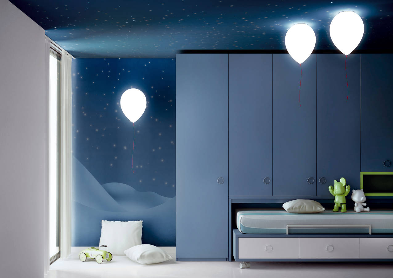 Iluminación Estiluz Balloon Ambiente