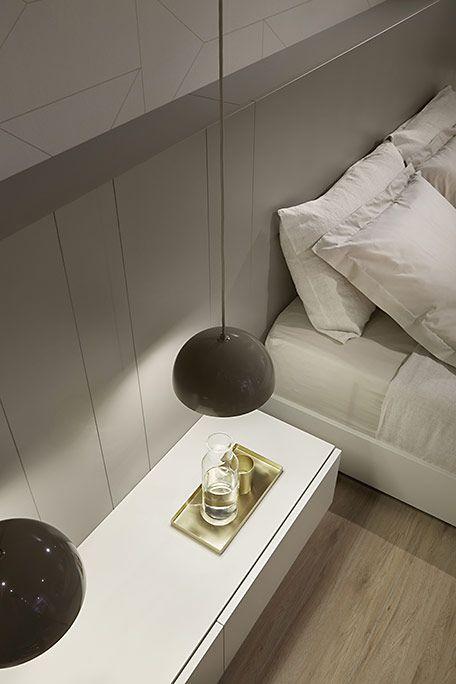 Hogar Dica Dormitorio Gris Calido