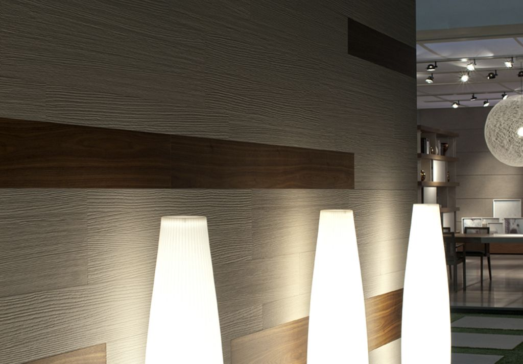 Pavimentos Inalco, Serie Wood - Blanco Plus