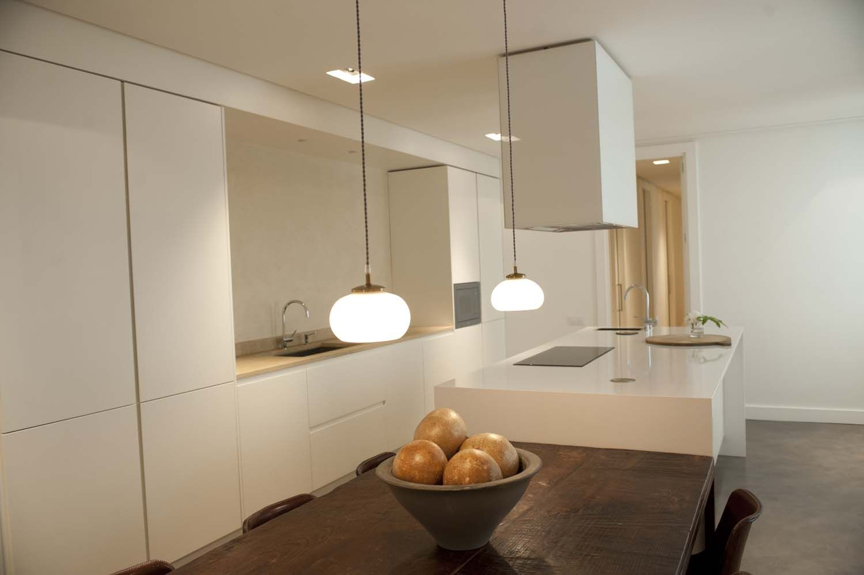 Reforma de una cocina con muebles Dica en la calle Alcalá de Madrid ...