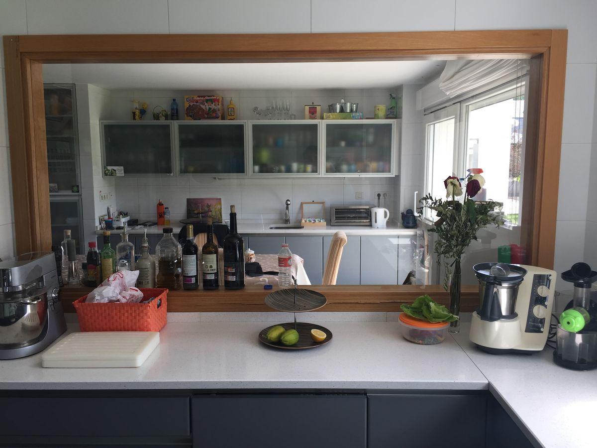 Reforma de una cocina con muebles dica en la urbanizaci n - Reformar muebles ...