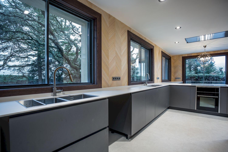 Reforma Cocina muebles Dica en la zona Norte de Madrid co and co espacios
