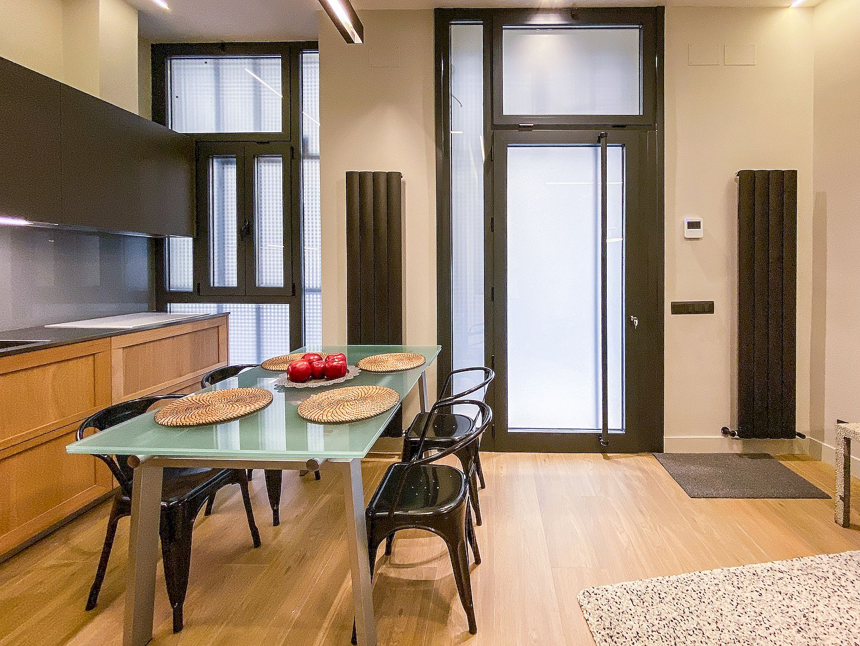 Reforma Integral de cocina y salón Malasaña, Madrid