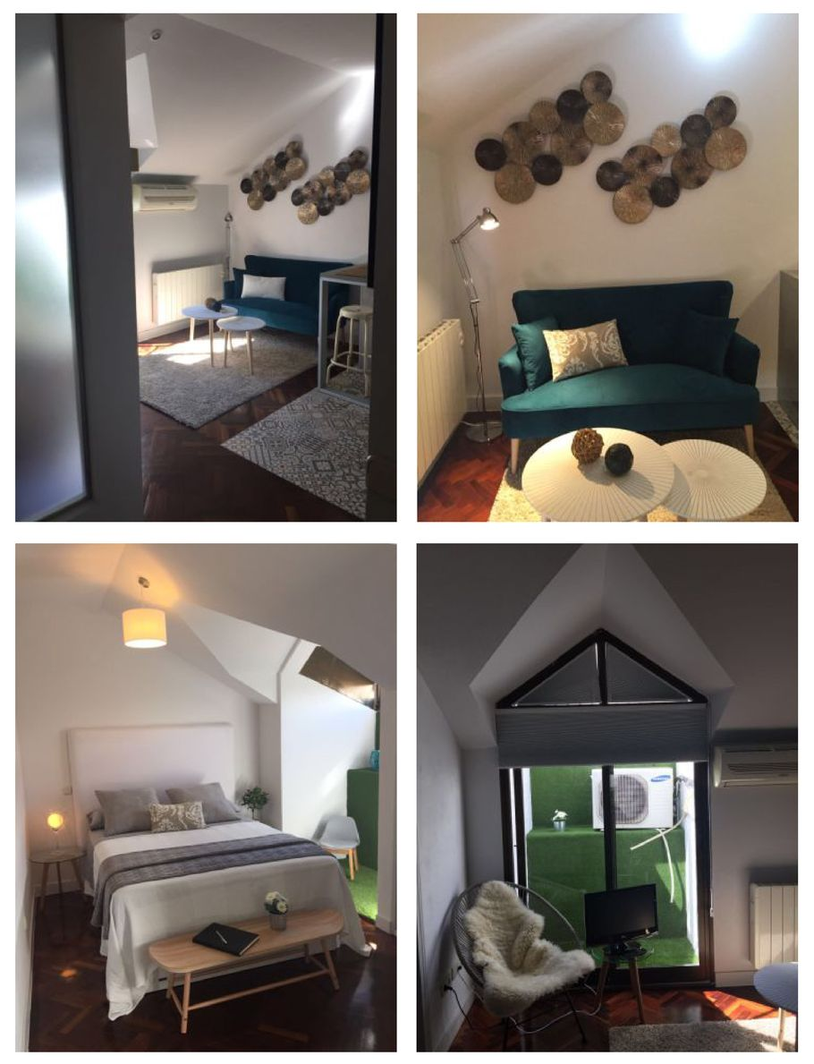 home staging reforma piso zona rastro madrid calle casino co and co espacios dormitorio