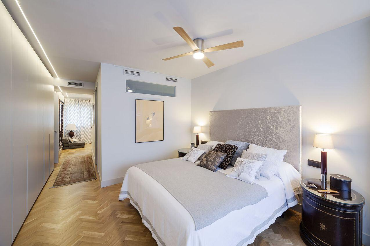 Reforma Integral Avda de la Vega - Dormitorio