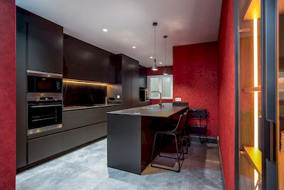 Reforma Integral de cocina y salón en Madrid centro