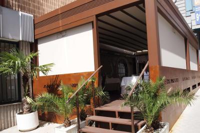 reforma terraza restaurante
