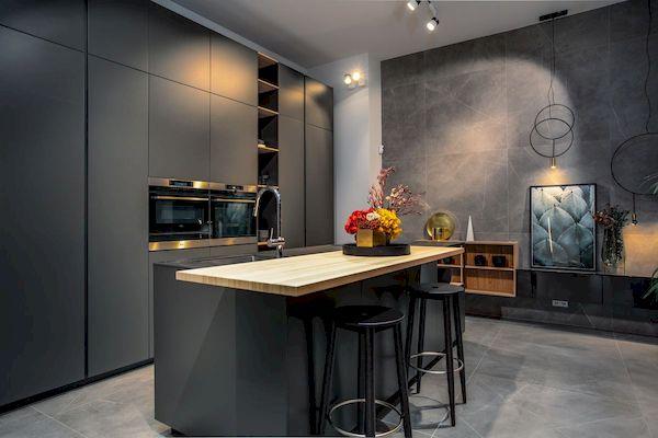 Reforma de una cocina con muebles Dica en Chamberí Madrid