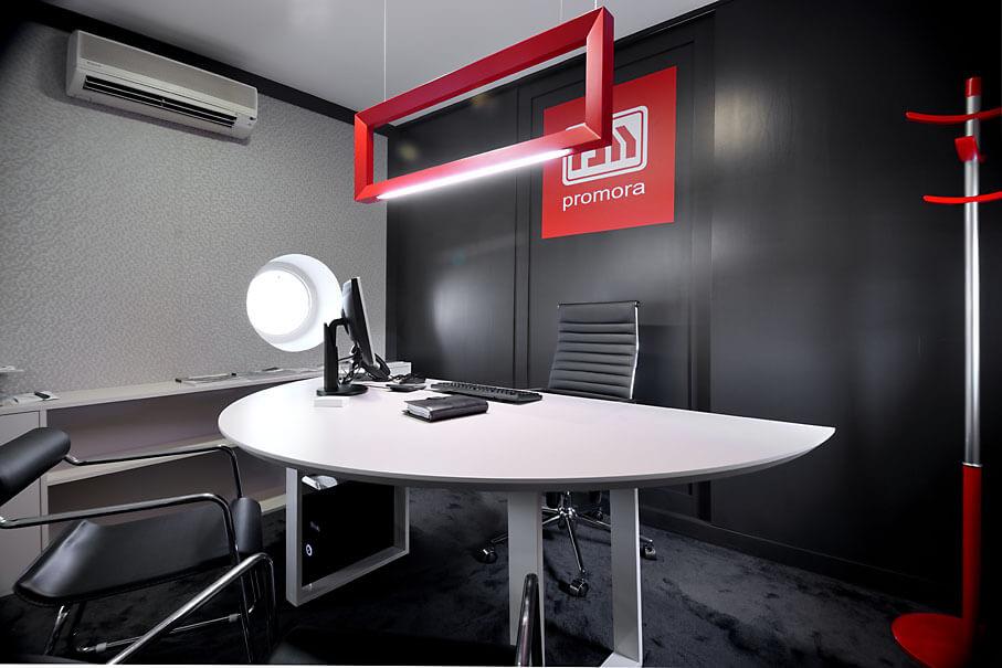 Reforma Integral Oficina Moraleja - Despacho Detalle