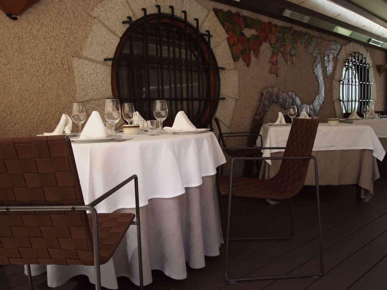 Reforma Terraza Restaurante - Salón Comedor
